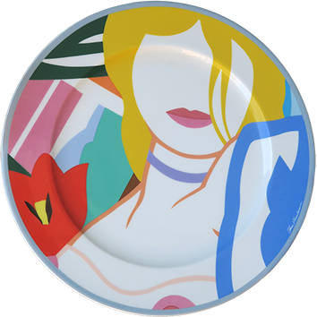 Multiple de Wesselmann Tom : Blonde Vivienne