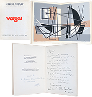 Exhibition catalogue de  : Varga