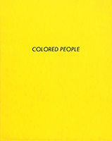 Illustrated book de  : Colored people