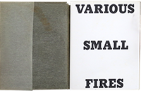 Illustrated book de  : Various small fires