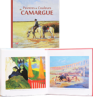 Illustrated book de  : Peintres et couleurs de Camargue