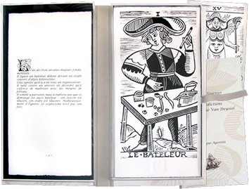 Illustrated book de  : Les Prédictions du Capitaine Van Deyssel