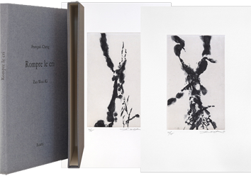 Book with etchings de  : Rompre le Cri